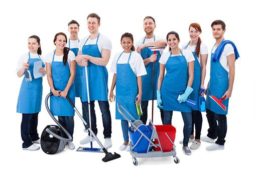Ervaren facilitaire medewerkers