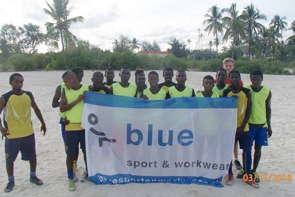 Zanzibar Blue Sport & Workwear
