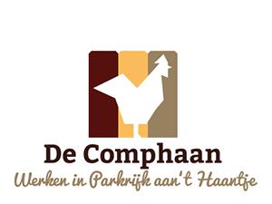 De Comphaan eerste paal